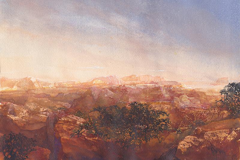 Paesaggio - Daniele Gay