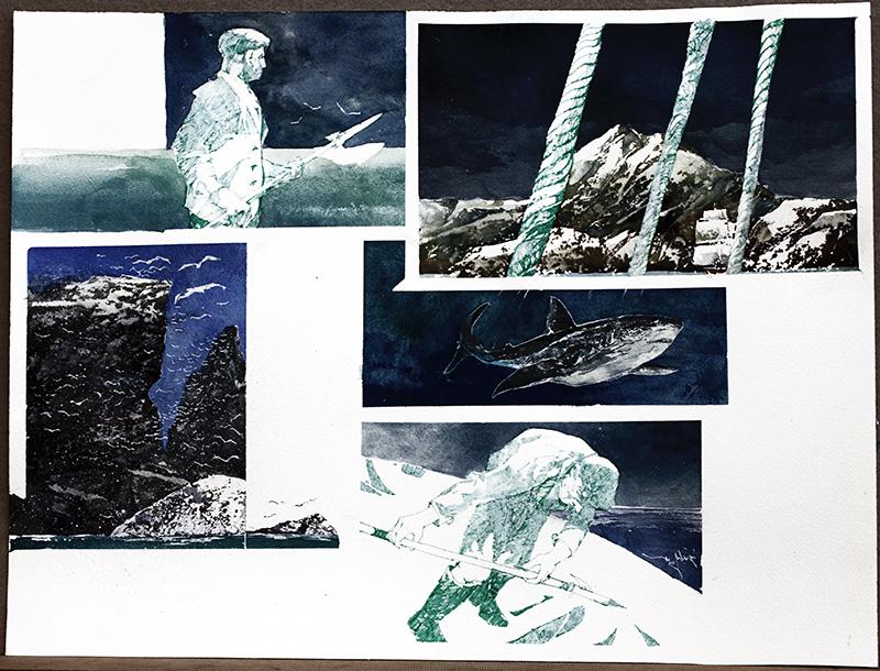 Moby Dick - Libro d'Artista
