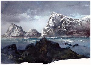 Il sacro Antartico